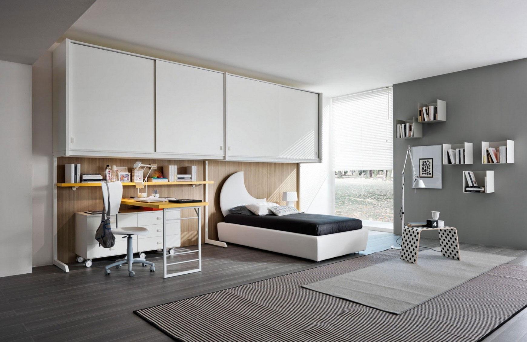 Camere per ragazzi ab mobili for Camere per bambini design