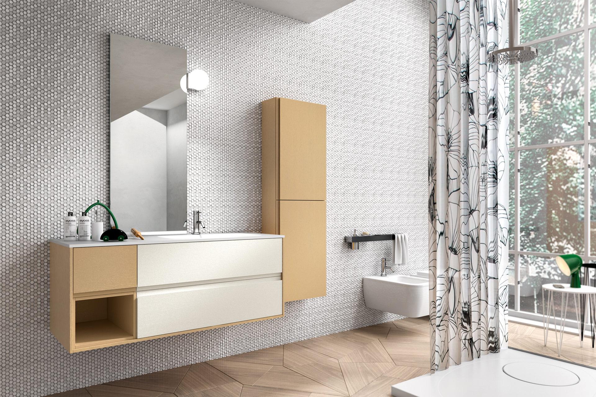 Mobili bagno ab mobili for Mobili componibili bagno