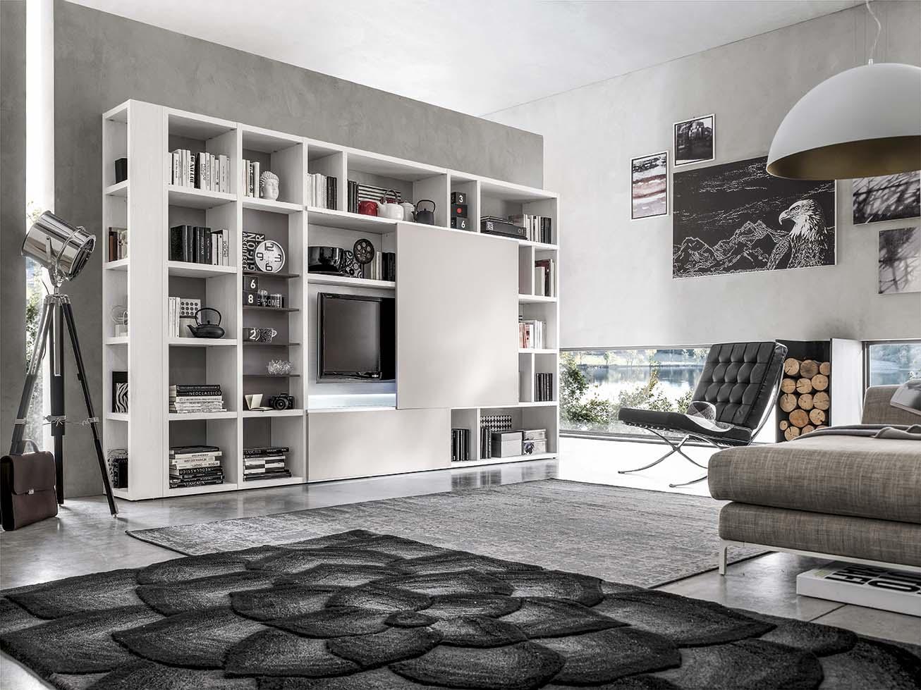 Mobili stile moderno sottoscale mobili moderni in noce for Mobili di design moderno vt